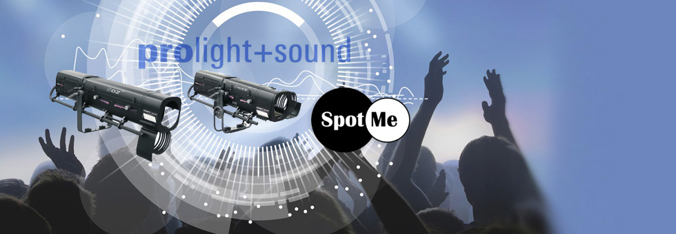 A surprises in store at Prolight+Sound!