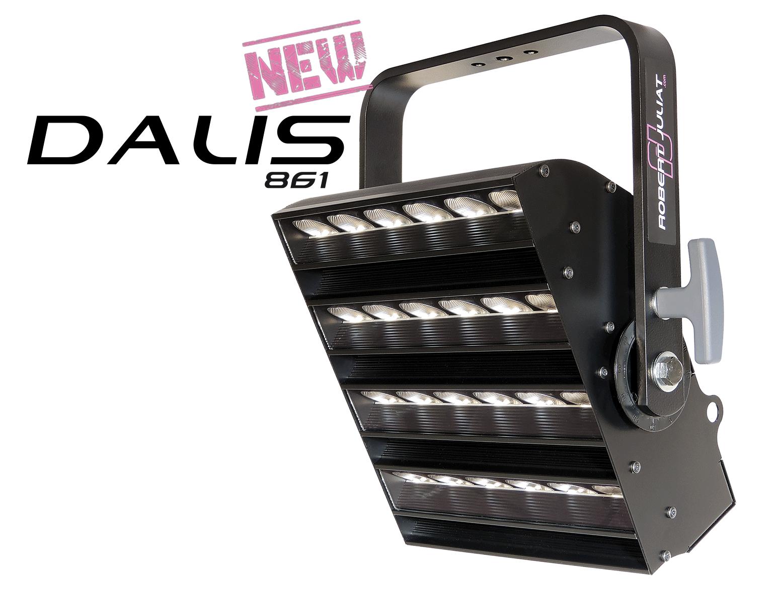 DALIS 861 - 150W LED Asymmetric Washlight