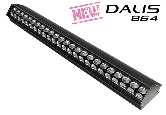 DALIS 864 - 150W LED ASYMMETRIC FOOTLIGHT