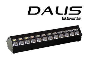 DALIS 862S - 150W LED Mini-Footlight