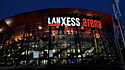Robert Juliat Lancelot gallops into Lanxess Arena