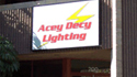 ACEY DECY LIGHTING