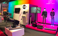 Robert Juliat booth at Prolight + Sound Frankfurt 2018