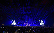Brazilian superstar, Ivete Sangalo, entertained a massive crowd of 55,000 at the Allianz Park in one of the world's largest cities, Sao Paulo, Brazil on 8 December 2018 - Photo: © Bruno Polengo