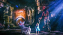 Robert Juliat Cyrano performs at Dubai's La Perle by Dragone