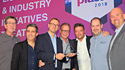 Robert Juliat SpotMe wins PLASA 2018 Award for Innovation