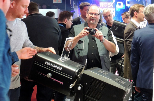 Robert Juliat new products LED the way at Prolight + Sound 2018